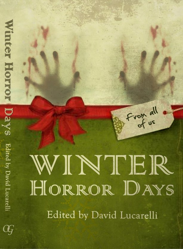 Winter Horror Days front Cover